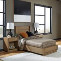 Homestyles Big Sur Twin Bedroom Group - Item Number: 5506-415
