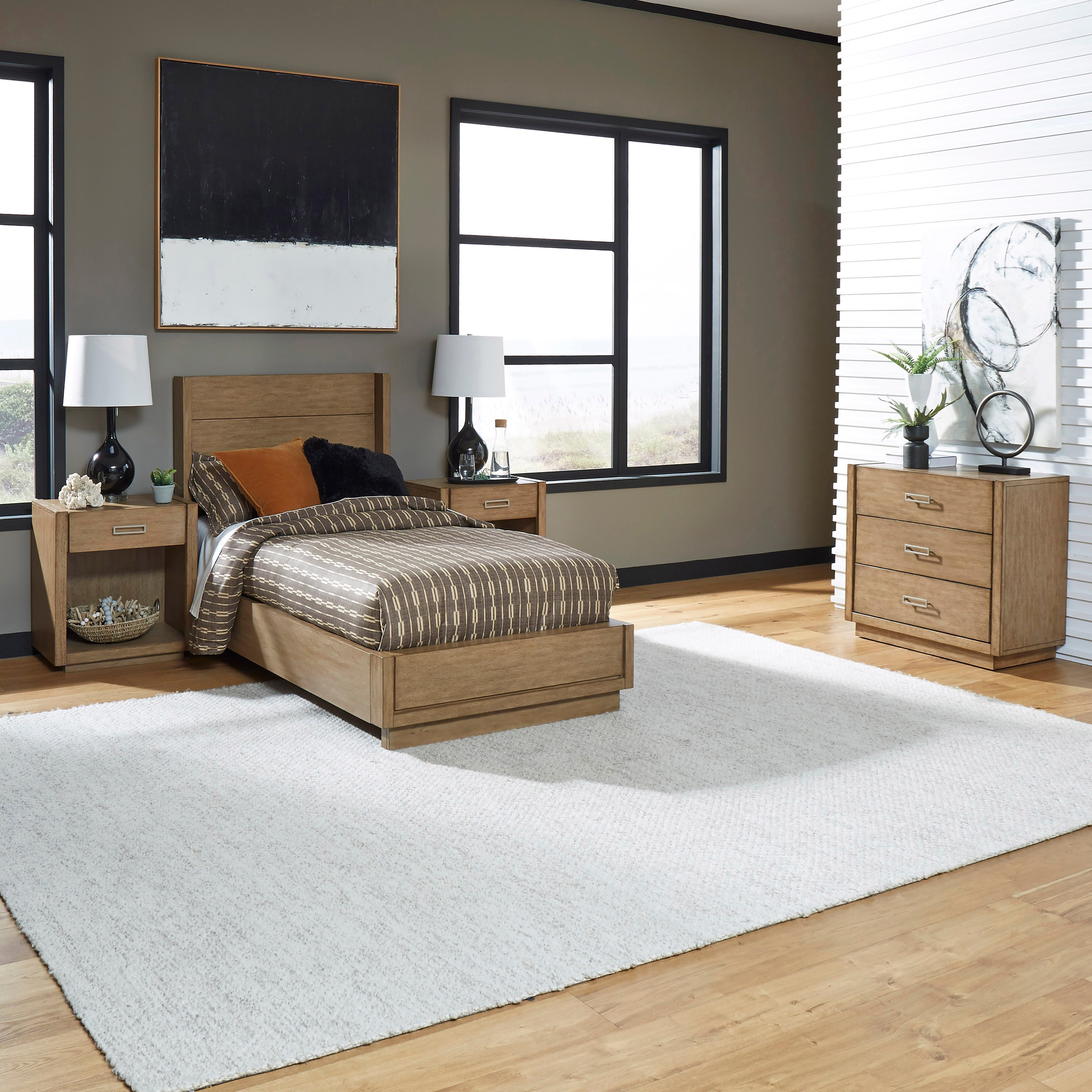 Big Sur Twin Bedroom Group by Homestyles at Value City Furniture