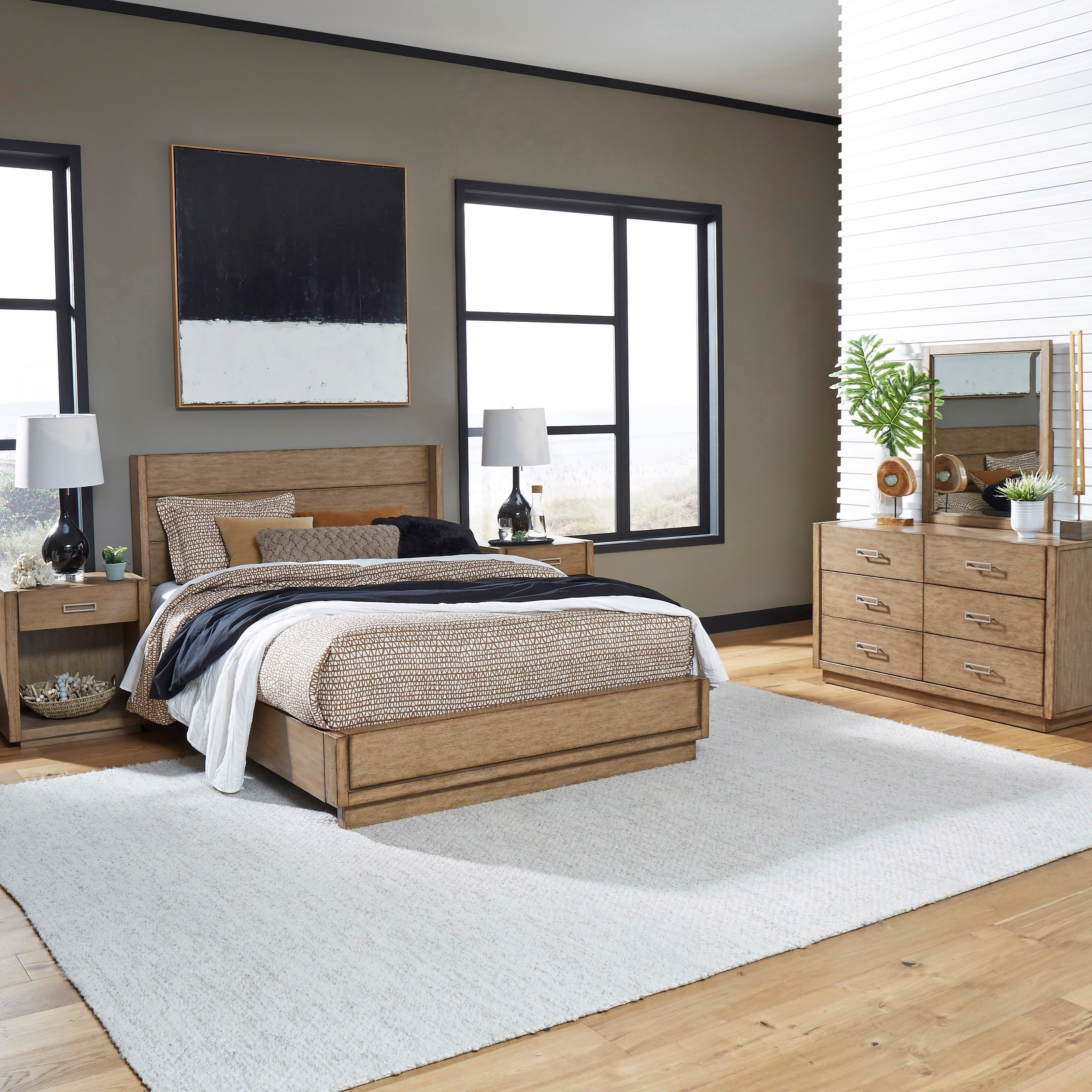 Big Sur Queen Bedroom Group by Homestyles at Value City Furniture
