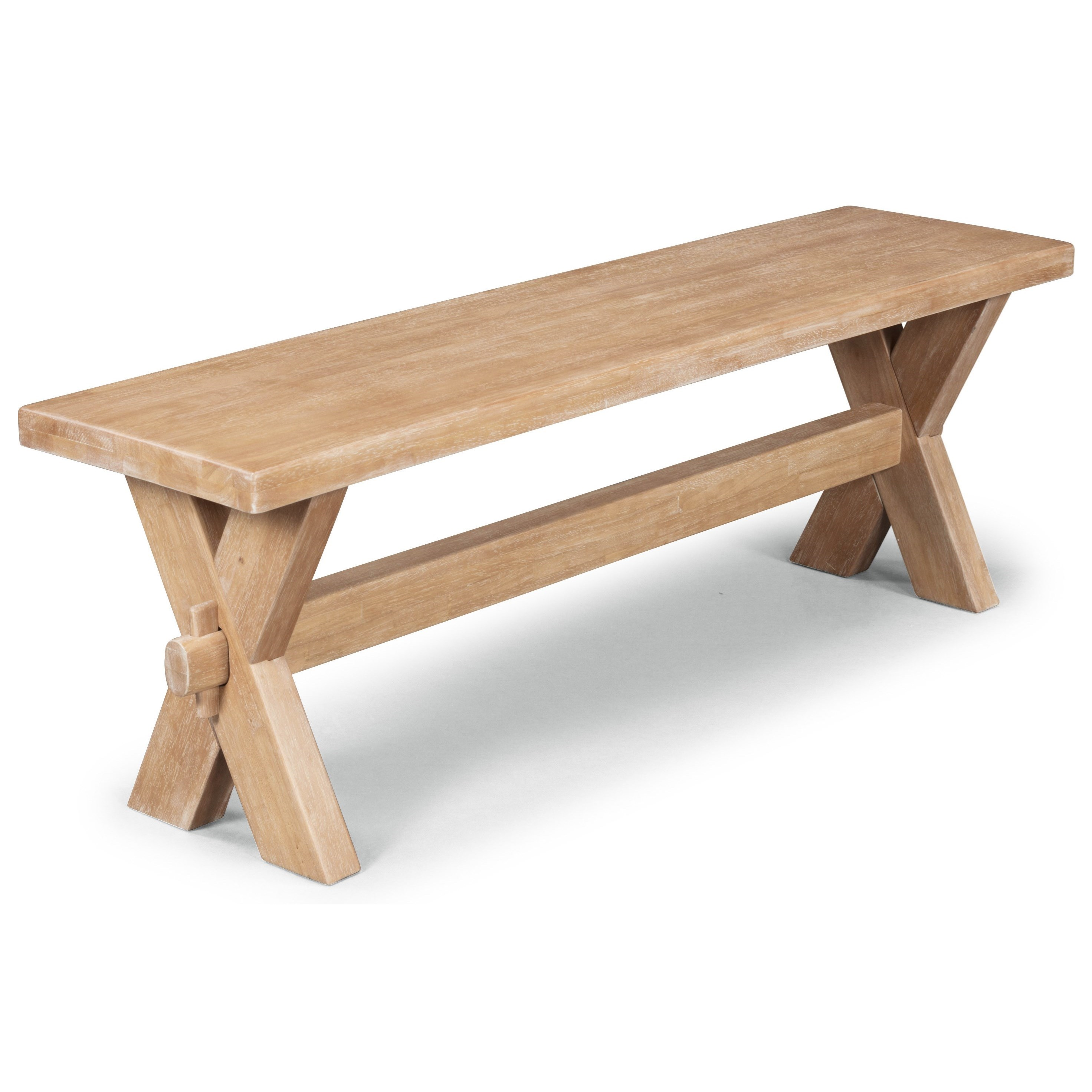 Cambridge Dining Bench by Homestyles at Northeast Factory Direct