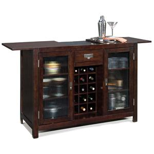 Home Styles City Chic Bar Cabinet