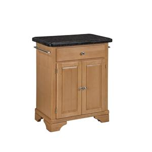 Home Styles Premier Create-a-Cart Salmon Granite Top Cuisine Cart
