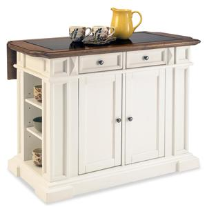 Home Styles Deluxe Traditions Deluxe Island Bar