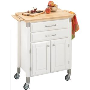 Home Styles Dolly Madison Prep & Serve Cart
