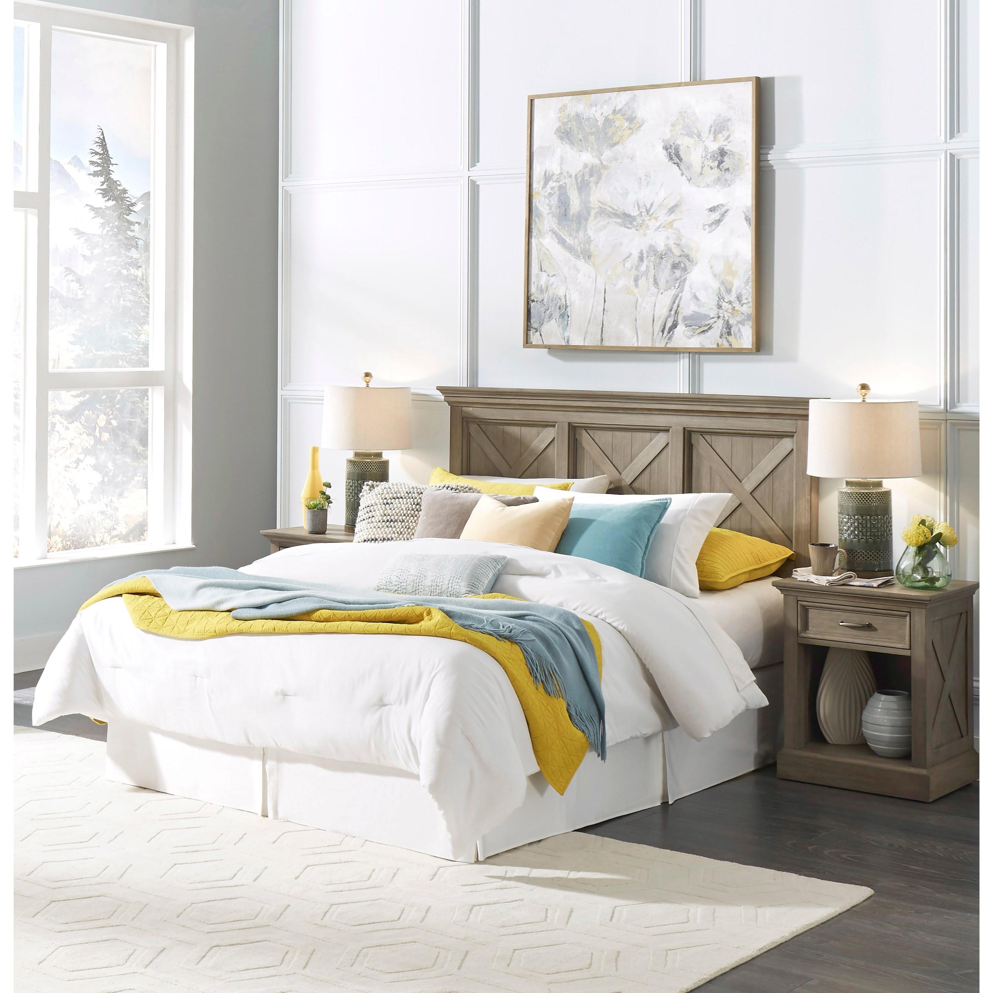 Mountain Lodge King Bedroom Group by Homestyles at Northeast Factory Direct