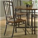 Home Styles Oak Hill Dining Chairs (2pk ) - Item Number: 5050-802