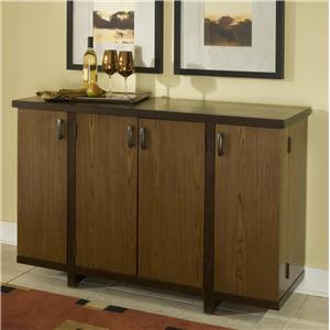 Home Styles Omni HS Bar Cabinet