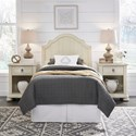 Homestyles Provence Twin Bedroom Group - Item Number: 5502-4015