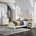 Homestyles Provence Twin Bedroom Group - Item Number: 5502-4021