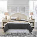 Homestyles Provence Queen Bedroom Group - Item Number: 5502-5015