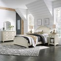 Homestyles Provence Queen Bedroom Group - Item Number: 5502-5022