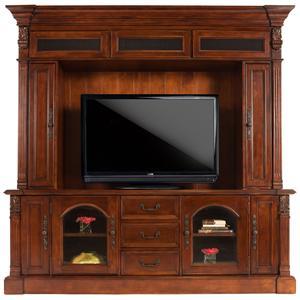 Furniture Brands, Inc. Renaissance Entertainment Center Wall Unit