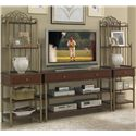Home Styles St Ives 3 Piece Entertainment Center - Item Number: 5051-34