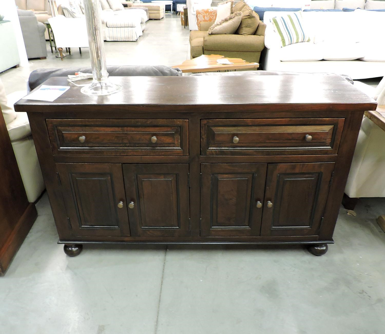 """BeGlobal Clearance 62"""" Side Board - Item Number: 351830586"""