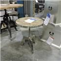 BeGlobal Clearance Crank Side Table - Item Number: 591558427