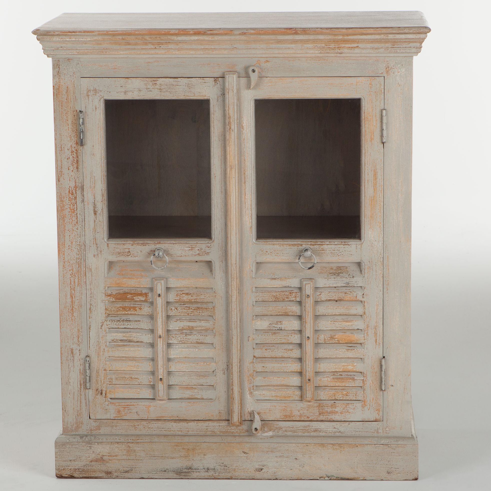 BeGlobal FGO Occasional Cabinet - Item Number: FGO-SGC35LG