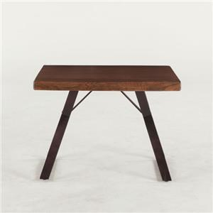 Home Trends &Design London Loft Collection  End Table