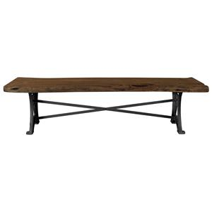 """Home Trends & Design FOF 70"""" Accent Bench"""