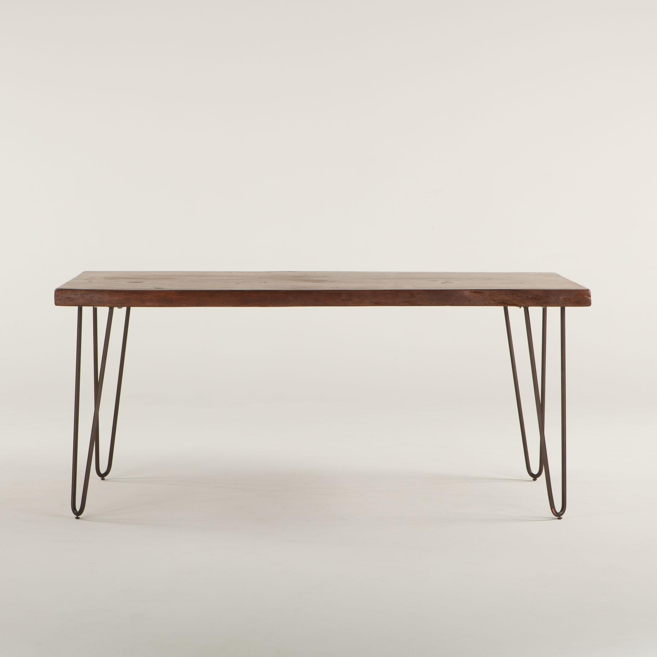 BeGlobal Vail Bench - Item Number: FVL-BN54WN