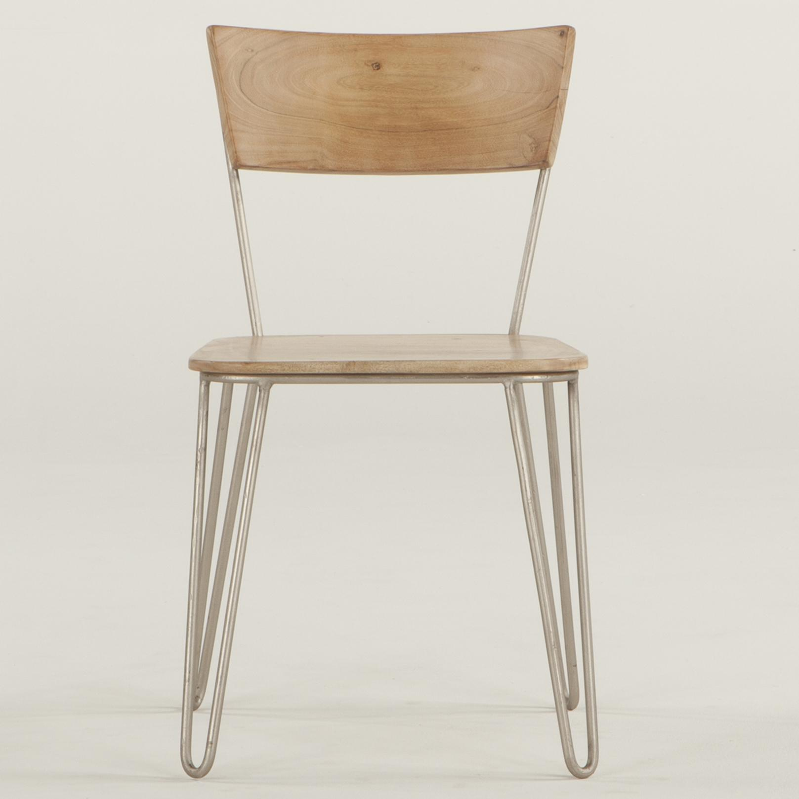BeGlobal Vail Dining Side Chair - Item Number: FVL-DC18N