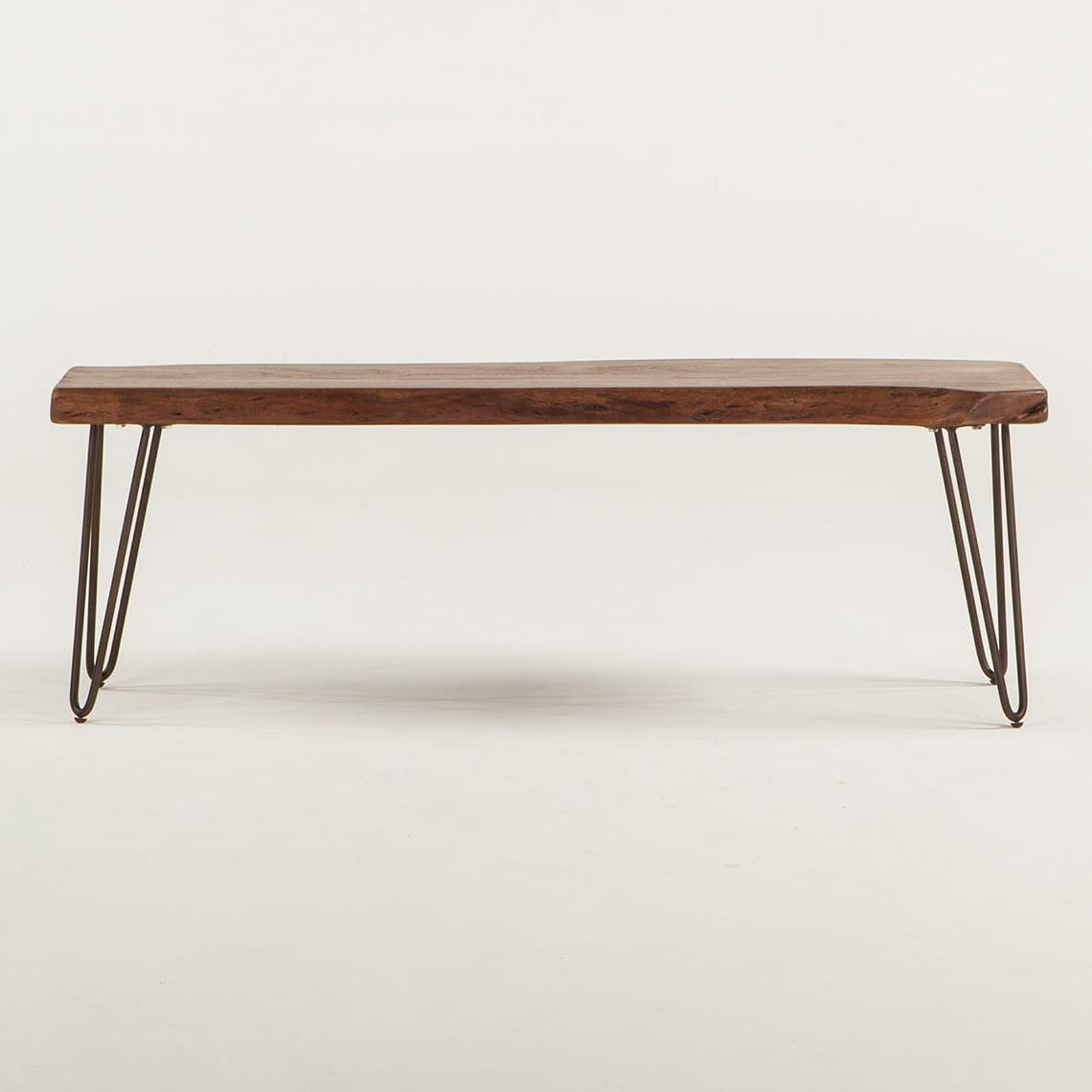 BeGlobal Vail Dining Table - Item Number: FVL-DT68WN-T+B
