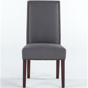 BeGlobal Meridian Dining Side Chair