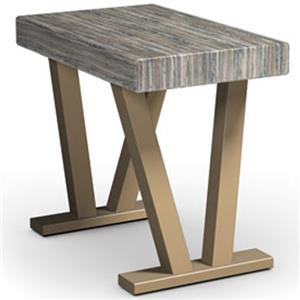 Homecrest Atlas Rectangular End Table