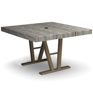 Homecrest Atlas Square Dining Table