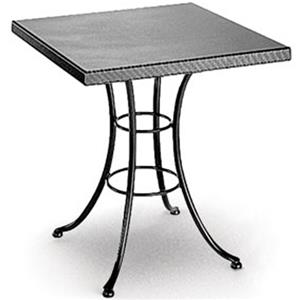 "Homecrest Embossed 24"" Bar Table"