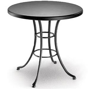"Homecrest Embossed 30"" Bar Table"