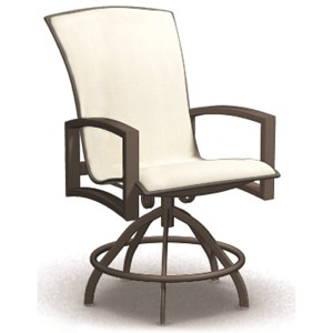 Swivel Rocker Balcony Stool