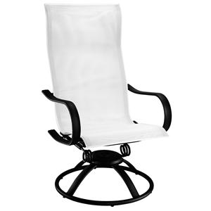Homecrest Holly Hill High Back Swivel Rocker