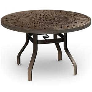 Homecrest Kensington Collection Round Dining Table