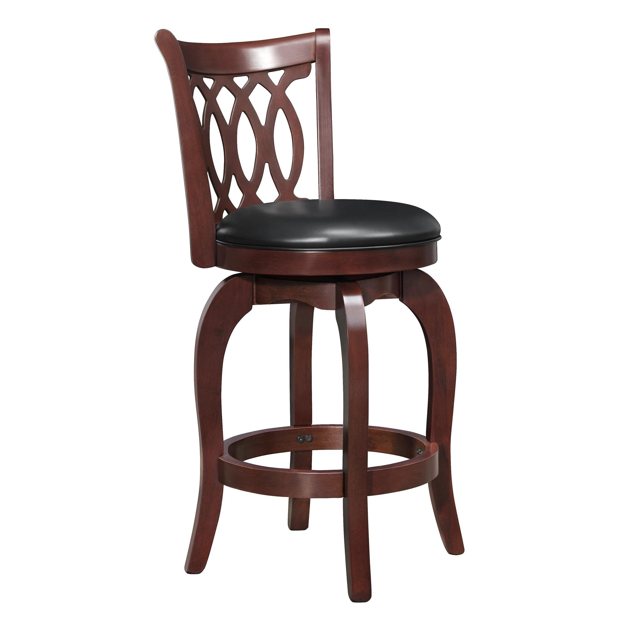 Homelegance 1133 Marcella Counter Height Stool - Item Number: 1133-24S