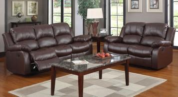 Homelegance 9700 9700 Living Room Group - Item Number: 9700BR2+9700BR1