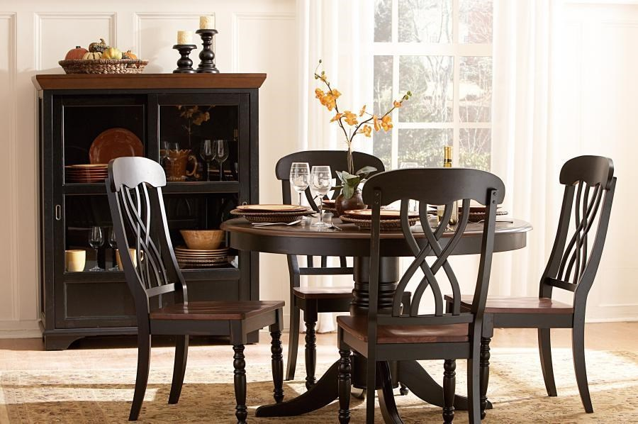 Ohana Dining Table by Homelegance at Dream Home Interiors