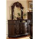 Homelegance 1394 Dresser - Item Number: 1394-5