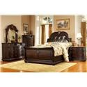 Homelegance 1394 Bedroom - Item Number: 1394-King Bedroom Group 1