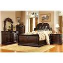Homelegance 1394 Bedroom - Item Number: 1394-Queen Bedroom Group 1