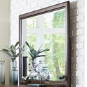 Homelegance Cotterill Rectangular Mirror - Item Number: 1730-6