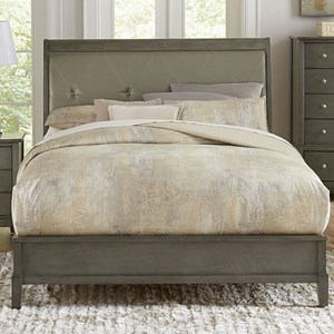 Homelegance Cotterill Queen Upholstered Bed