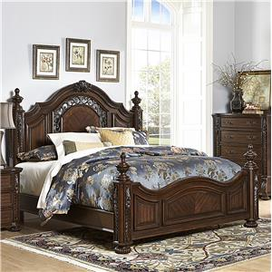 Homelegance Augustine Court Queen Bed