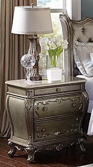 Homelegance Florentina Night Stand - Item Number: 1867-4