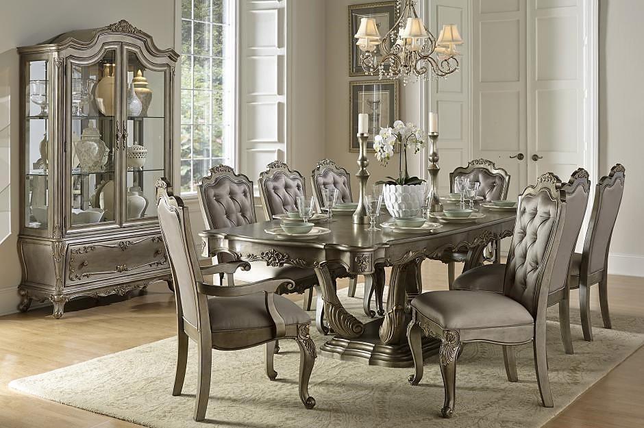 Homelegance Florentina Dining Room - Item Number: 1867-Formal Dining Room Goroup 1