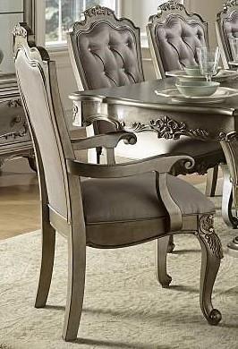 Homelegance Florentina Chair - Item Number: 1867A