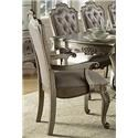 Homelegance Florentina Chair - Item Number: 1867A
