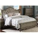 Homelegance Florentina Cali King Bed - Item Number: 1867K-1CK+02+03