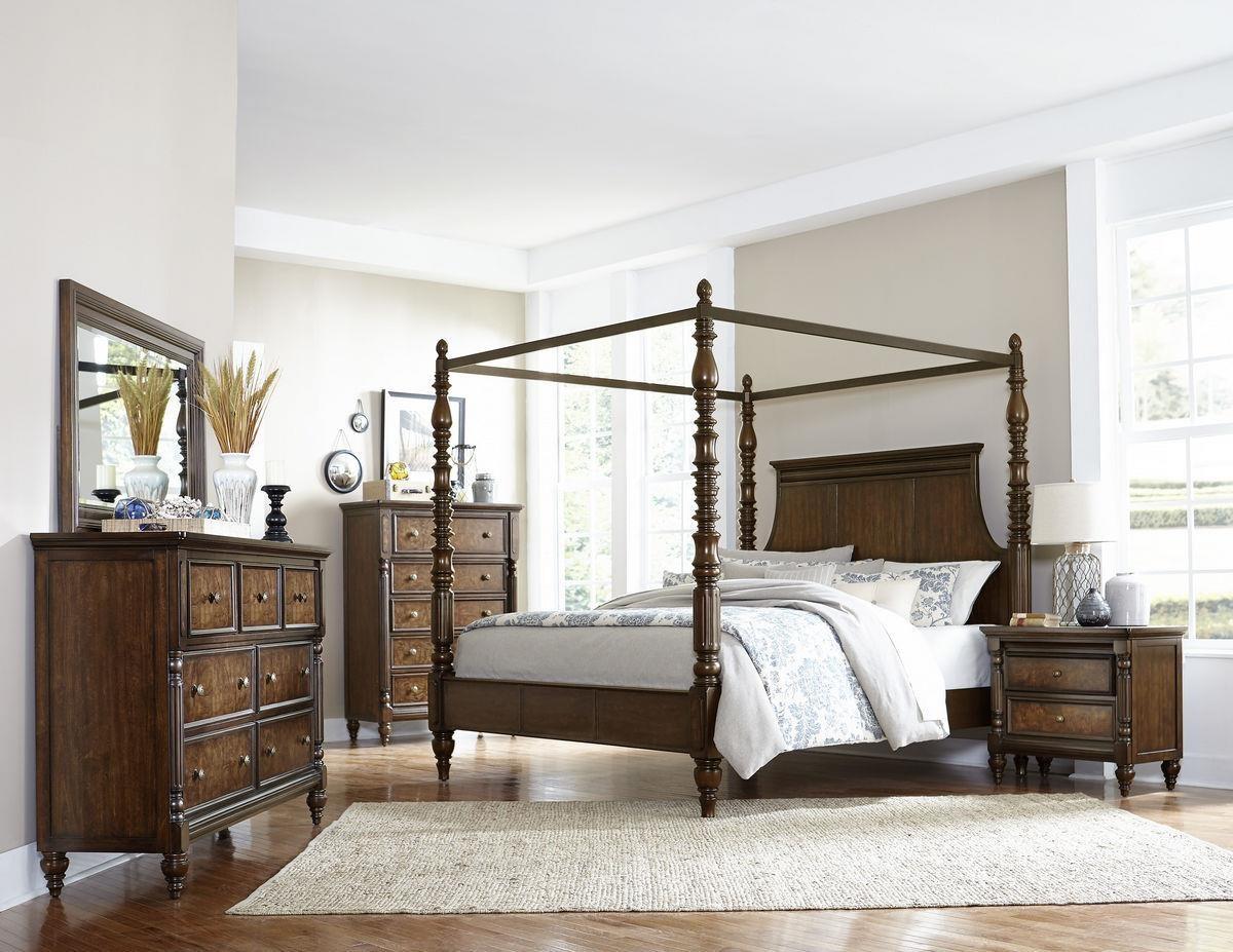Homelegance 1946 California King Bed - Item Number: 1946K-1CK+3CK+-3CKC+P