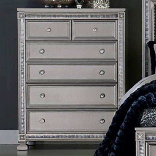 Glam Chest of Drawers