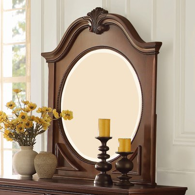 Homelegance 2039C Traditional Mirror  - Item Number: 2039C-6